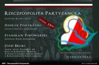 """godz. 18 - """"Wydarzenia miesiąca"""", godz. 19 - """"Rzeczpospolita Partyzancka"""" - kkw 95 - 2.09.2014 - rzeczpospolita partyzancka 007"""