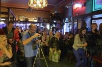 Czas na zmianę. (w ramach cyklu Debata Krakowska)  - marek lasota w krakowskim klubie wtorkowym fot. paweł zechenter08