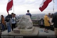 Kopiec Kościuszki - wycieczka KKW - kkw 102 - 15.10.2014 - kopiec kosciuszki 003