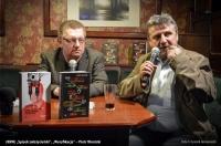 Spotkanie autorskie z Piotrem Wrońskim - kkw 17.05.2016 - piotr wroński - foto © l.jaranowski 009