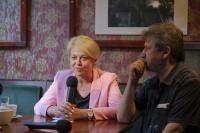 Gościem Klubu była Andżelika Borys -  dsf6148
